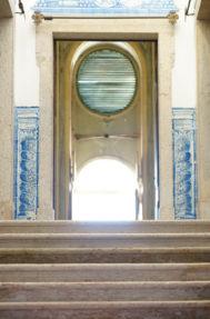 Palacio do grilo escada 0