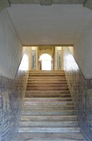 Palacio do grilo escada 1