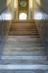 Palacio do grilo escada 2