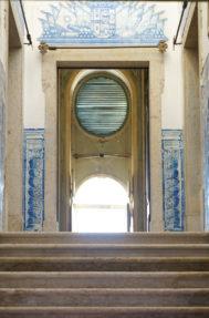 Palacio do grilo escada 3