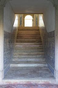 Palacio do grilo escada 5