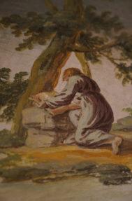 Palacio do grilo pintura mural 9